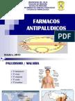 Antipaludicos y Antituberculosos Octubre 2013