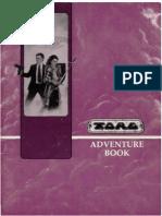 Torg Basic Set - Adventure Book