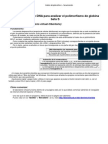 Polimorfismo Globina Secuenciacion Cibertorio