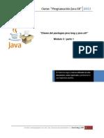3 1 Workshop Clases Java.lang Java.util
