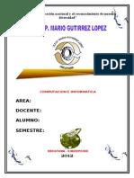 Monografi de Redes