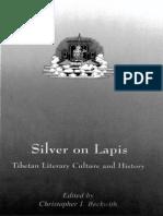 Silver on Lapis