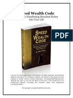 Speed Wealth Code