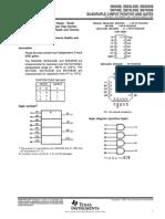 Datasheet c.i 7408