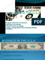 Business in the Usa
