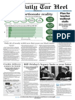 The Daily Tar Heel for October 11, 2013
