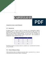 Metodos Numericos Capitulo 4
