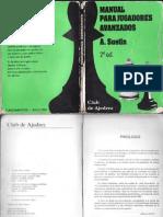 Manual Para Jugadores Avanzados - Alexey Suetin