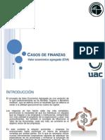Casos de Finanzas - EVA
