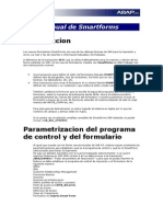 Form - Manual Smartforms