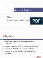 1 Introduccion Ingenieria Software