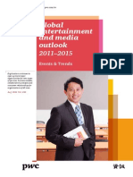 GLobal Media Outlook 2011-2015