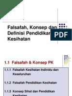 Falsafah PK