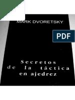 Secretos de la táctica en ajedrez - Mark Dvoretsky