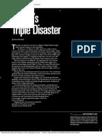 Japan's Triple Disaster