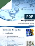 Clase - Estequiometría 030513(1)