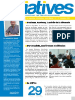 Intiatives Newsletter Oct 2011 Fr