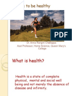 health and fitness Dr Anna Chellappa.pptx