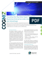 Traveling the Big Data Super Highway