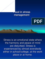 Food in stress management.ppt