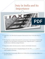Stamp Duty in India and Its Importance