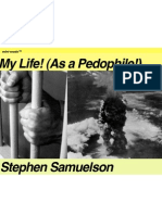 My Life! As A Pedophile!