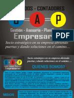 Brochure Gap Empresarial