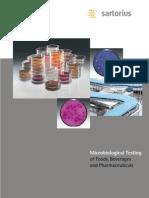 Broch Microbiological Testing