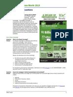 National Preparedness Month Toolkit 2013 FAQ
