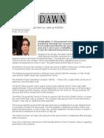 Techno Rental Power Plant Dawn News