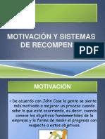 Motivación y Sistemas de Recompensa (final)