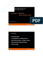 Global Trend BIM Adaption_William Lau