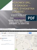 Sc Macromex Srl-filiala Oradea