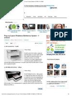 Top 13 Laser Printers Between Rs.5000 - Rs