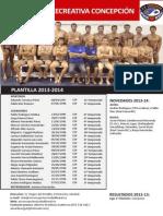 AR CONCEPCIÓN 2013-2014-1