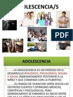 Adolescencia Power