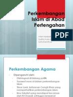 Perkembangan Islam Di Abad Pertengahan