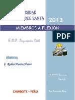 Miembros a Flexion