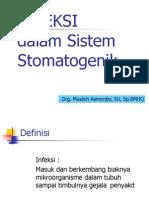 Infeksi Dalam Sistem Stomatogenik
