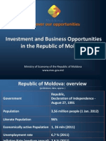 Doing Business in Moldova