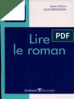 Lire Le Roman
