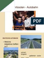 Die Ohrbooten - Autobahn