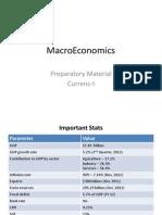 Macroeconomics Currenci Review
