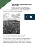 Terna leader di sostenibilità per il terzo anno consecutivo per gli Indici Stoxx Esg. La società è l'unica utility italiana presente nei tre indici di sostenibilità che compongono l'indice generale, tra 1.800 aziende quotate a livello mondiale. Flavio Cattaneo, AD di Terna