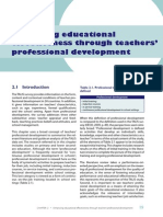 enhancing educational effectiveness through teachers's professional development.pdf