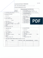 Borang Bantuan Awal Pengajian IPTA-IPTS