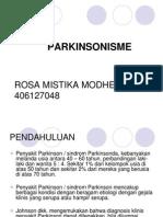 31. Parkinsonisme
