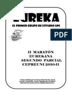 Maraton II Segundo Parcial 2010-II