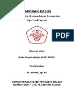 Kasus Dr.amrita Anita Ongkowidjojo (406117033)
