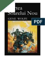 WOLFE, Gene - Cartea Soarelui Nou
